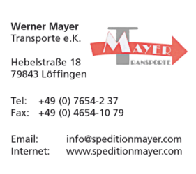 Spedition Mayer